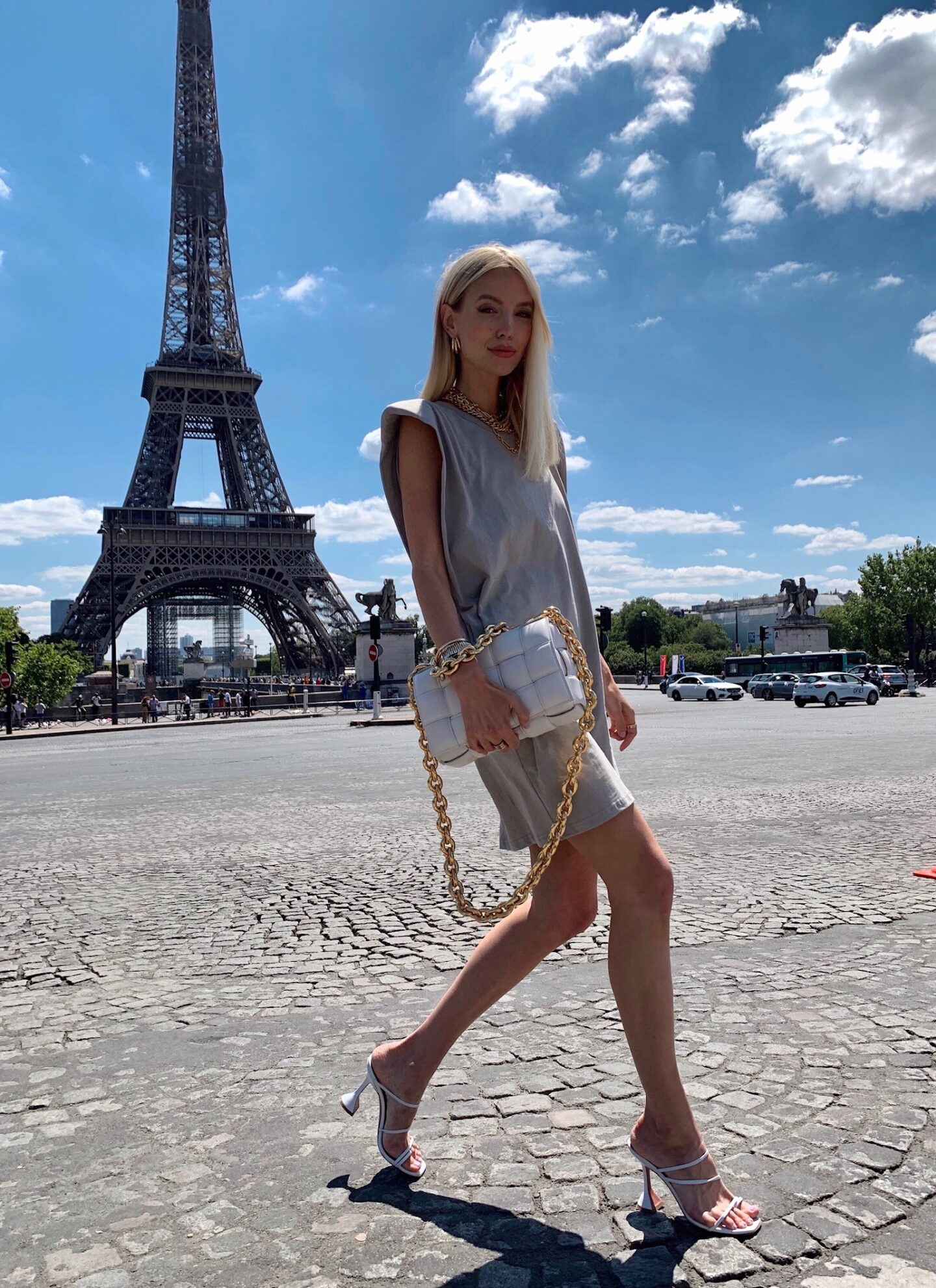 Leonie Eiffel Tower