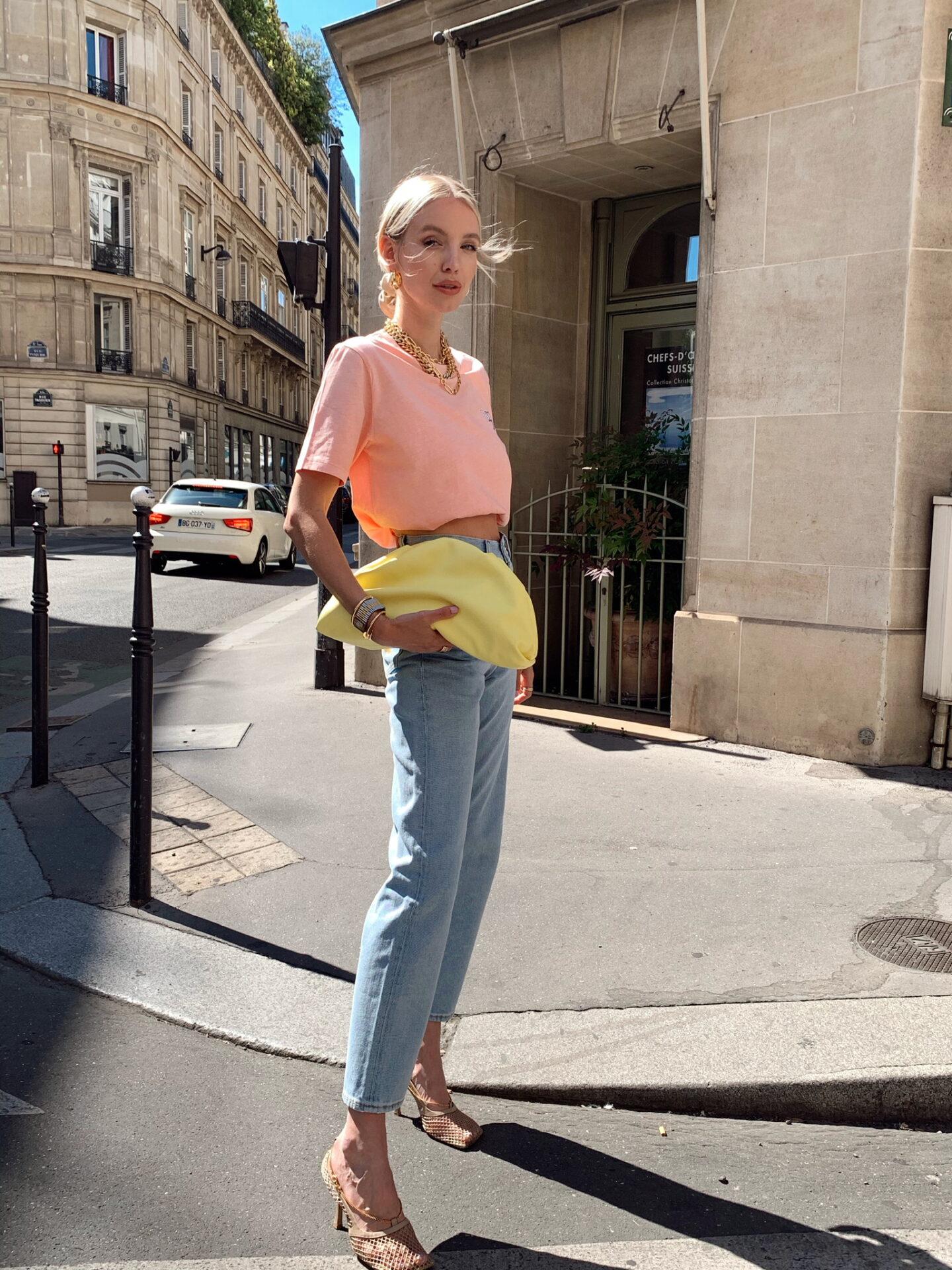 Tommy Hilfiger Paris outfit