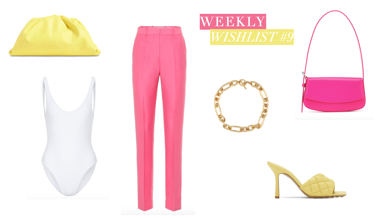 Weekly Wishlist 9 collage
