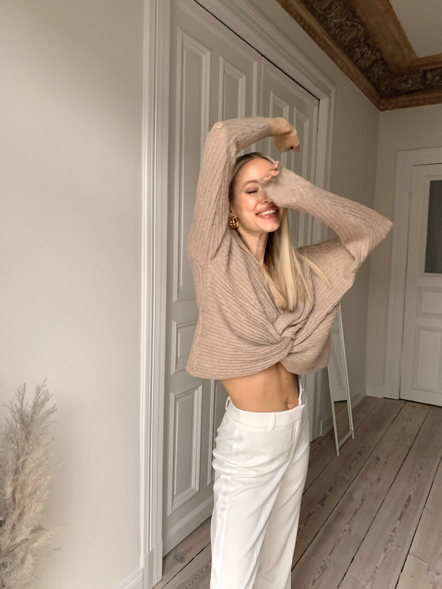 Amazon Pieces Sweater