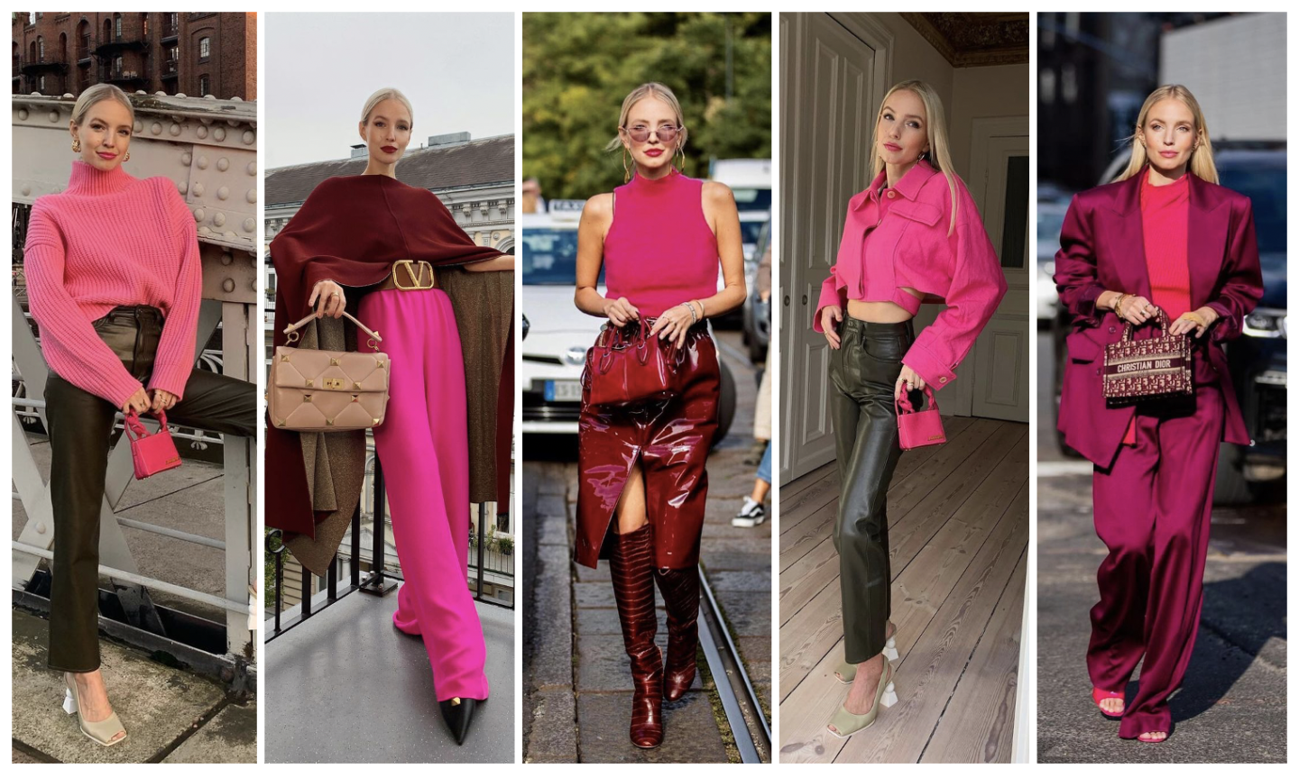 Colour Moods | Pink