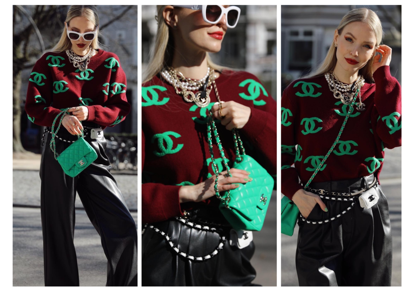 Chanel FW21 Show Styling