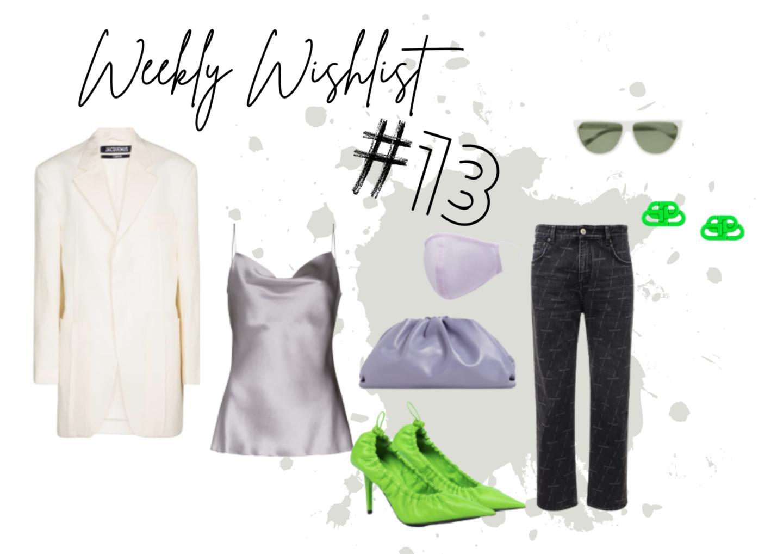 Weekly Wishlist #13