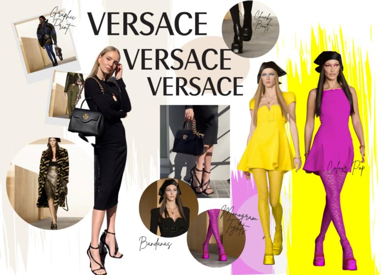 Versace, Versace, Versace….