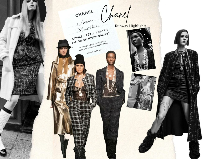 Chanel FW21 Runway Highlights
