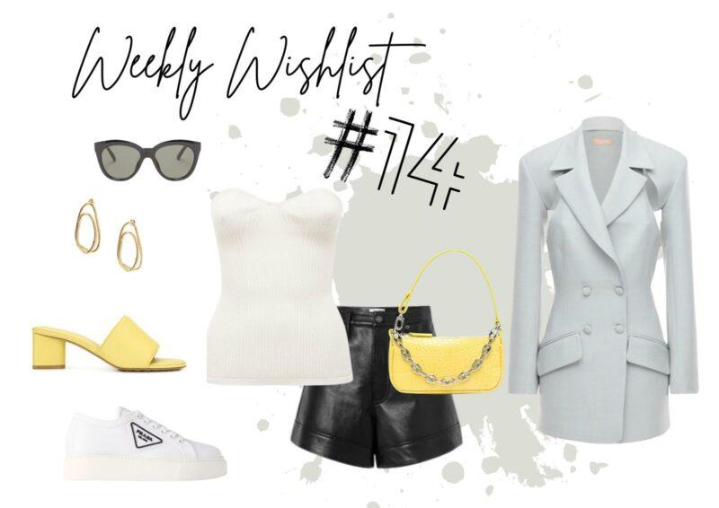 Weekly Wishlist #14