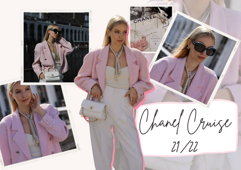 Chanel Cruise 21/22 Show Styling