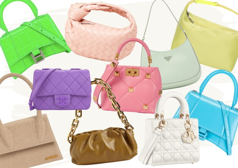 TOP 10 BAG COLLECTION