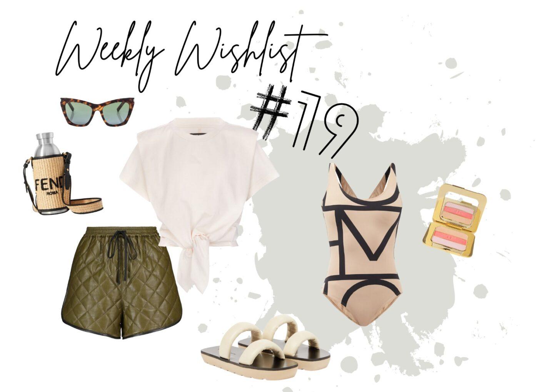WEEKLY WISHLIST #19