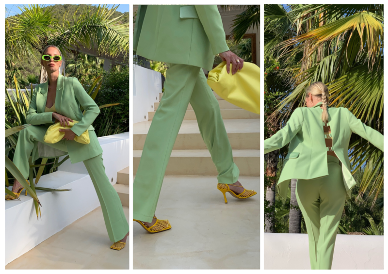 IBIZA SERIES |  SUMMER SUIT STYLING