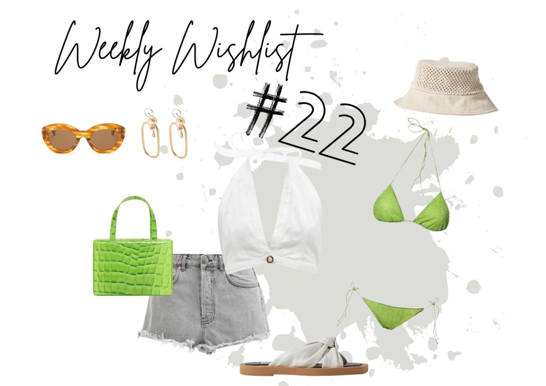 IBIZA SERIES   WEEKLY WISHLIST #22