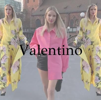 Valentino Portfolio image 1
