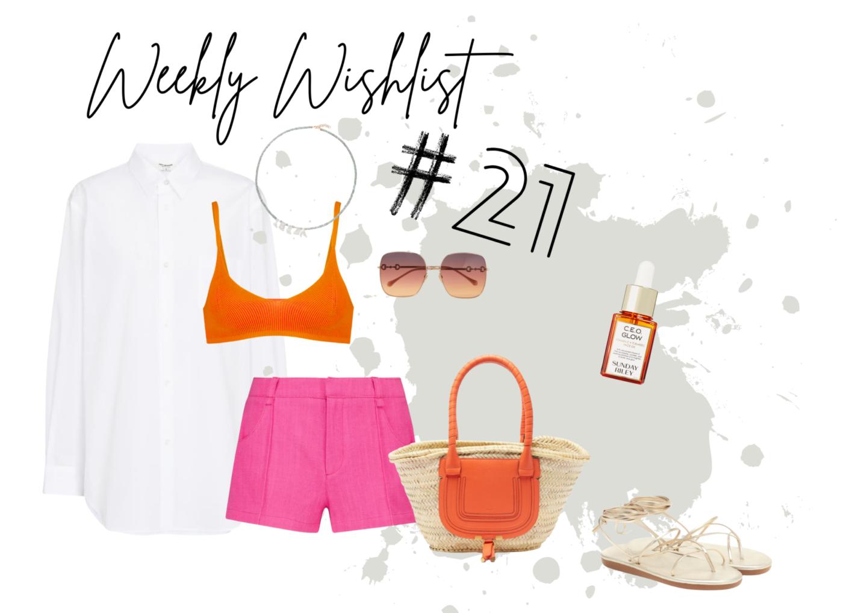 IBIZA SERIES | WEEKLY WISHLIST #21