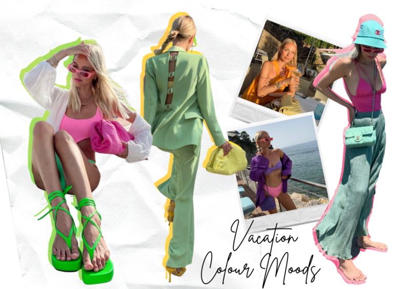 VACATION STYLING | COLOUR COMBOS