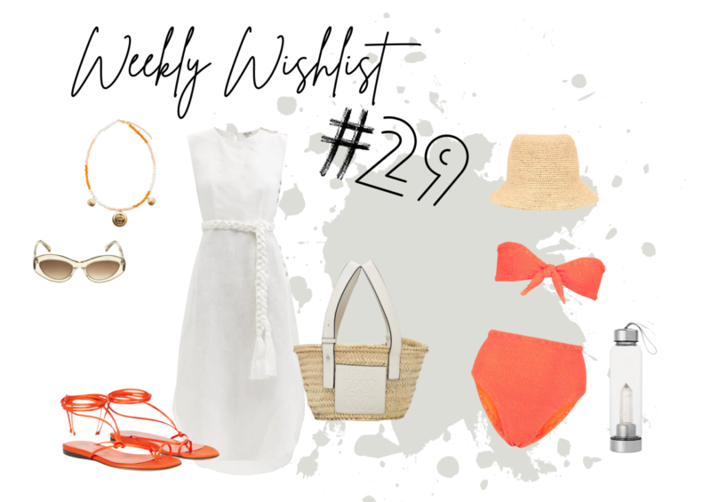 WEEKLY WISHLIST #29
